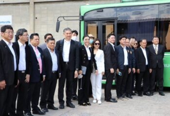 คณะกรรมาธิการการพลังงานฯ เยี่ยมชมโรงงานพลังงานบริสุทธิ์ ผู้ผลิตและออกแบบ รถ-เรือ-รถบัส ยานยนต์ไฟฟ้า พร้อมทดลองนั่งเรือไฟฟ้าลำแรกของไทย(ชมคลิป)